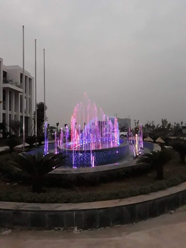 Hình ảnh trụ sở chính Tập đoàn Mường Thanh - Công ty CP phát triển địa ốc Cienco 5