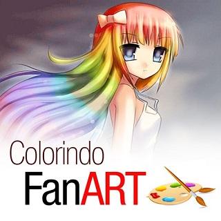 Colorindo Fanart Download Grátis