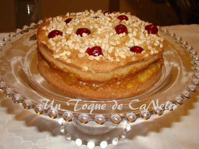 Tarta De Salvado De Avena Y Calabaza (sin Lácteos, Sin Harina) Sin Mantequilla, Sin Azúcar)