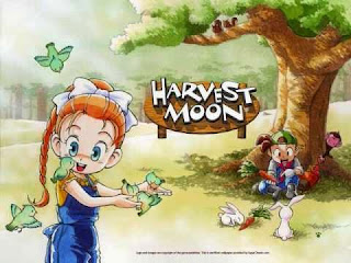 Resep Masakan di Harvest Moon Back to Nature