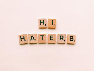 haters akan selalu ada refleksi