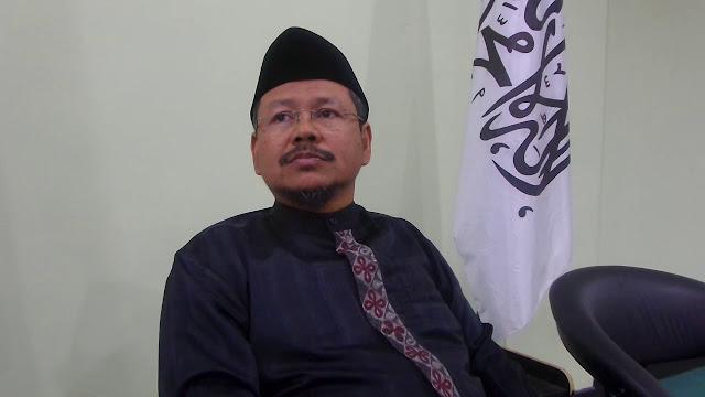 Jubir HTI Ismail Yusanto