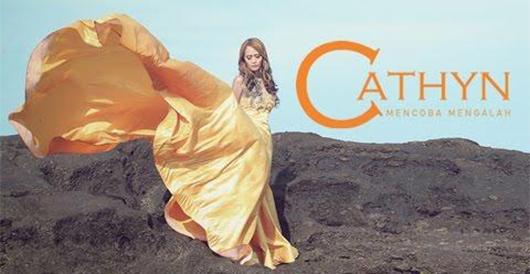 Lirik Lagu Mencoba Mengalah - Cathyn