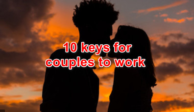 10 keys for couples to work