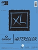 Canson XL WATERCOLOR PAPER 9x12 140lb Pad