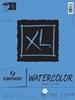 Canson XL WATERCOLOR PAPER 9x12 140lb Pad