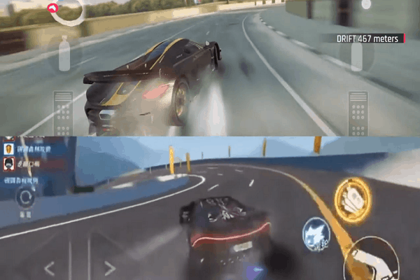 Ace Racer vs Asphalt 9