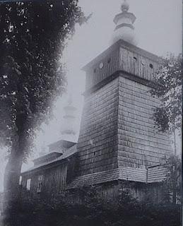 Cerkiew greckokatolicka pw. św. Jana Chrzciciela.