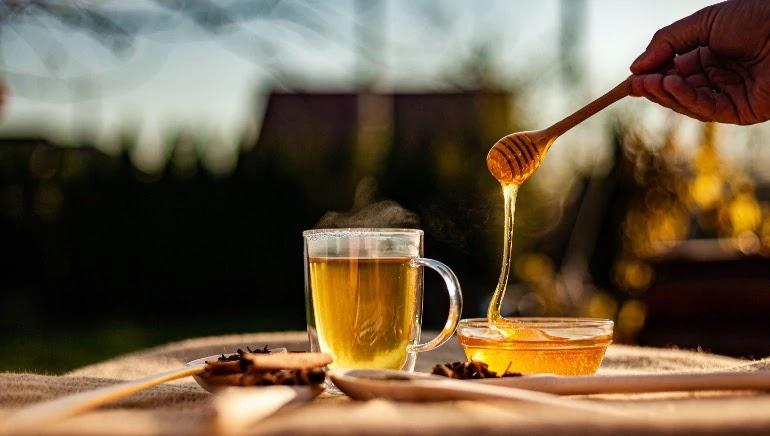 Resipi Honey Water