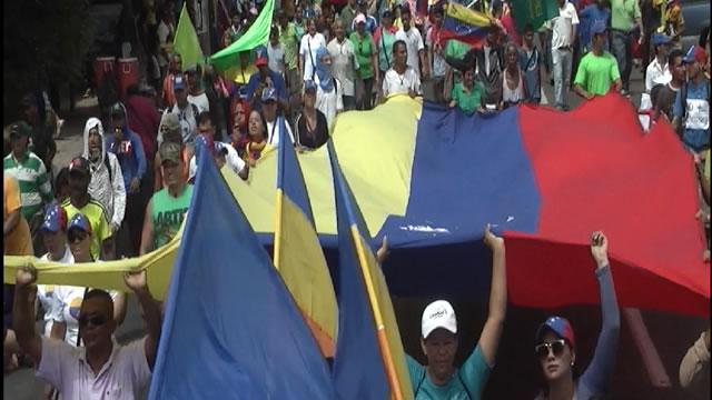 Este 5 de Julio Ciudad Ojeda Marcha