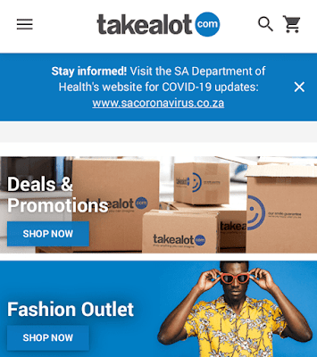 how to sell products online in South Africa
