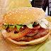 Burger King santapan hari lahir AJ