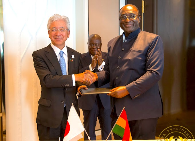 """Expect Ghana's First Toyota-Assembled Vehicle by August 2020"" – Toyota CEO To President Akufo-Addo"
