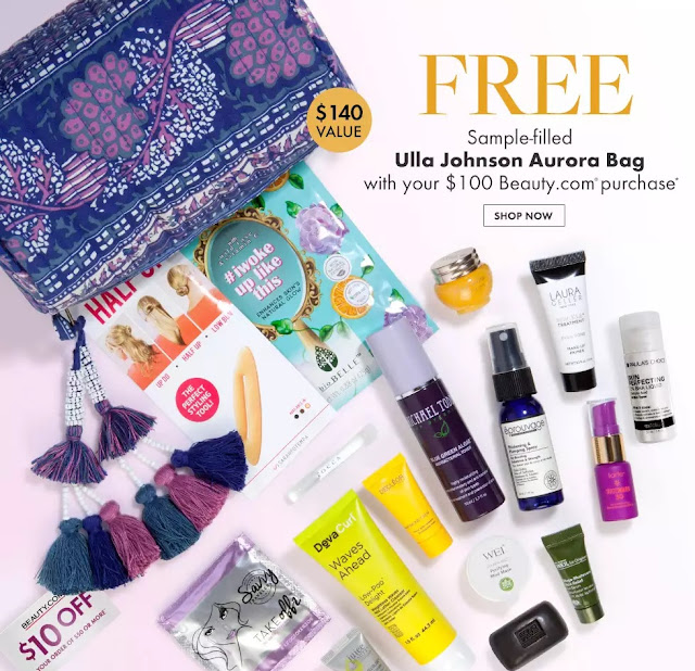 Beauty.com Free Gift with Purchase Coupon Code 2016