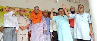 #JaunpurLive : कायस्थ महासभा आपके द्वार कार्यक्रम का हुआ आयोजन