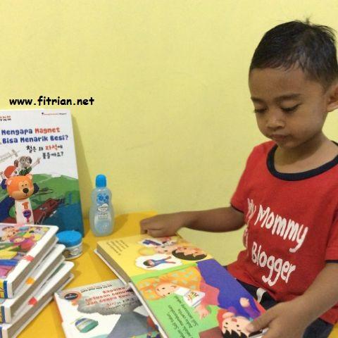 Ikatan Bonding Ibu dan Anak Melalui Buku