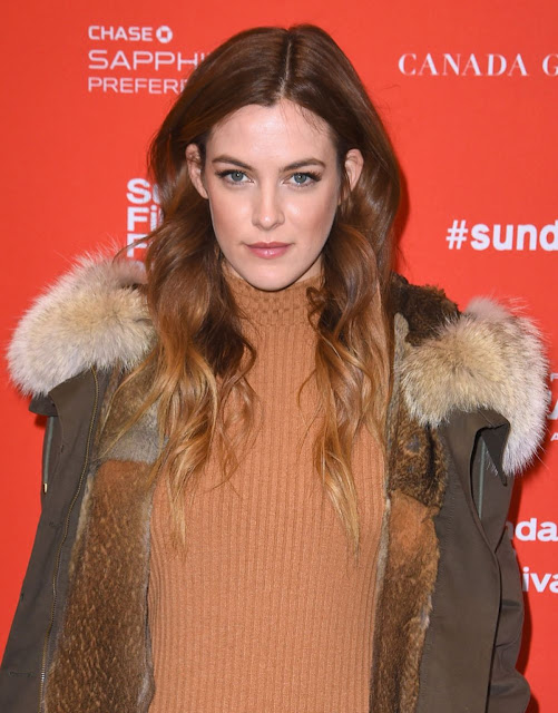 Actress, Model, @ Riley Keough - 'Lovesong' Premiere at Sundance Film Festival