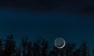 Crescent Moon - Photo by Terry Richmond on Unsplash