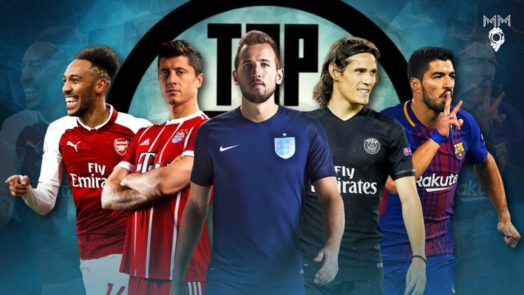 Top 10 Best Strikers In The World Ranked For 2021