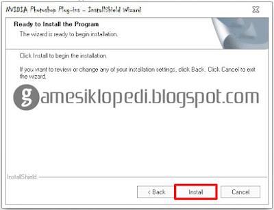 Cara Instalasi NVIDIA Texture Tools pada Photoshop ( dds Plug-In