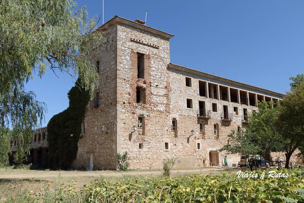 Monasterio de Sopetrán, Guadalajara