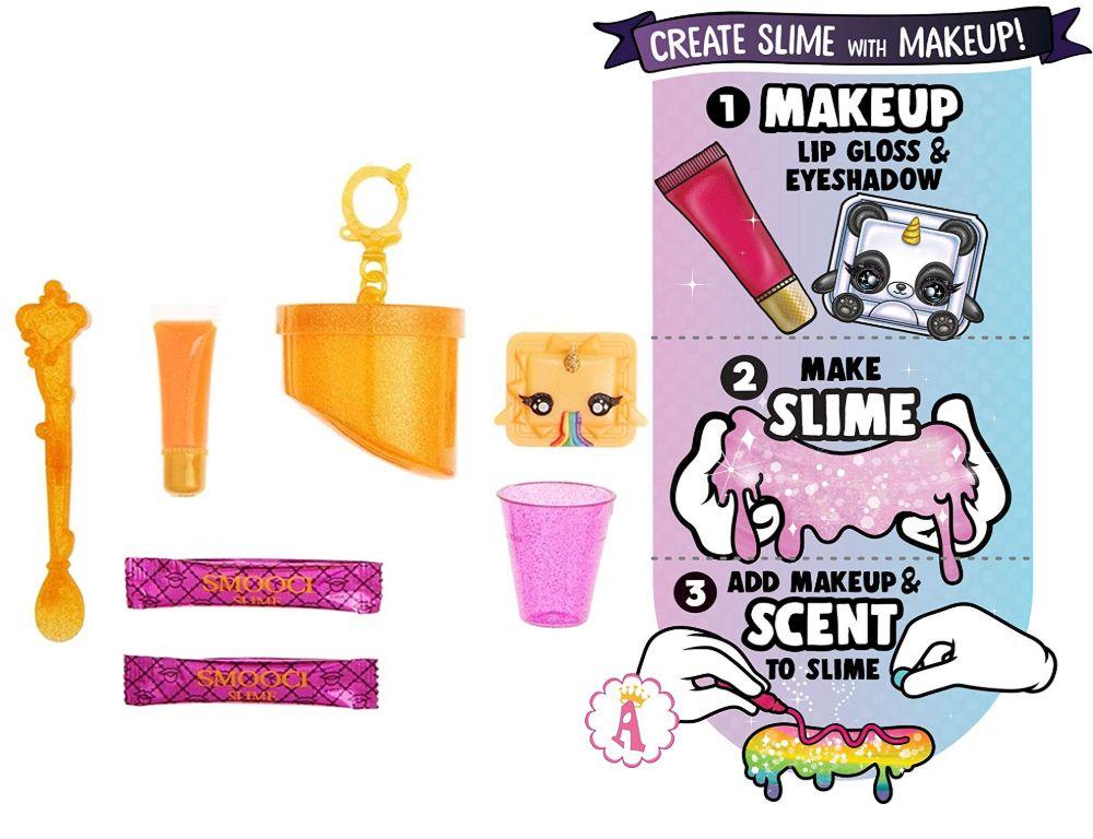 Набор для создания слайма Rainbow Surprise Makeup MGA