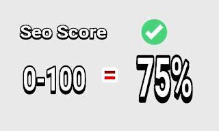 Cara Simpel Cek Dan Mengetahui Seo Score website