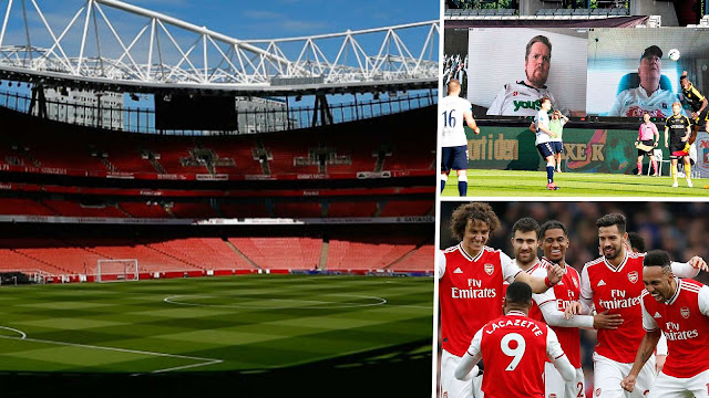 "Arsenal Ingin Adakan ""Fans Virtual"""