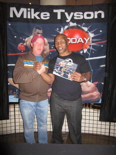 Tyson Mike Spinks Vs Leon