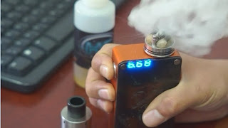 Bahaya dan efek samping rokok elektrik vapor