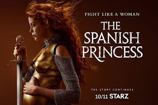 مسلسل The Spanish Princess الموسم الثاني مترجم