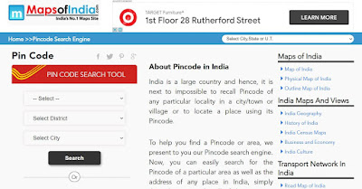 Top 5 best ways to search Pincode of my current location