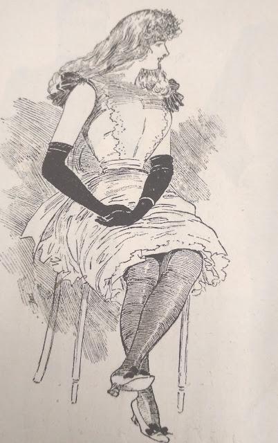 красотки XIX века
