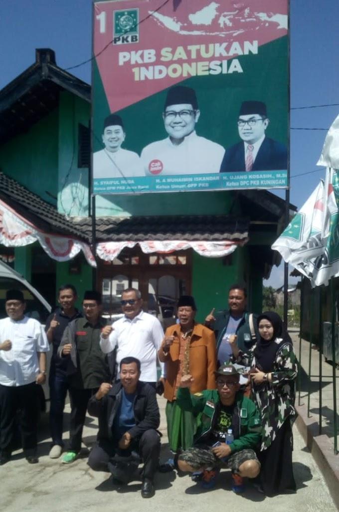 DPC PKB Kabupaten Kuningan Kirim Utusan Pada Muktamar V Partai PKB