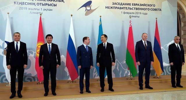 Ereván acogió la sesión del Consejo Europeo