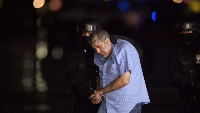 Gana El Viceroy; libra ser extraditado a EU pero a cambio le dan 28 años de cárcel en Méxic