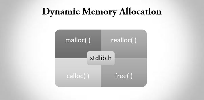 Dynamic Memory Malloc() Function in C Programming  - Mworld Site