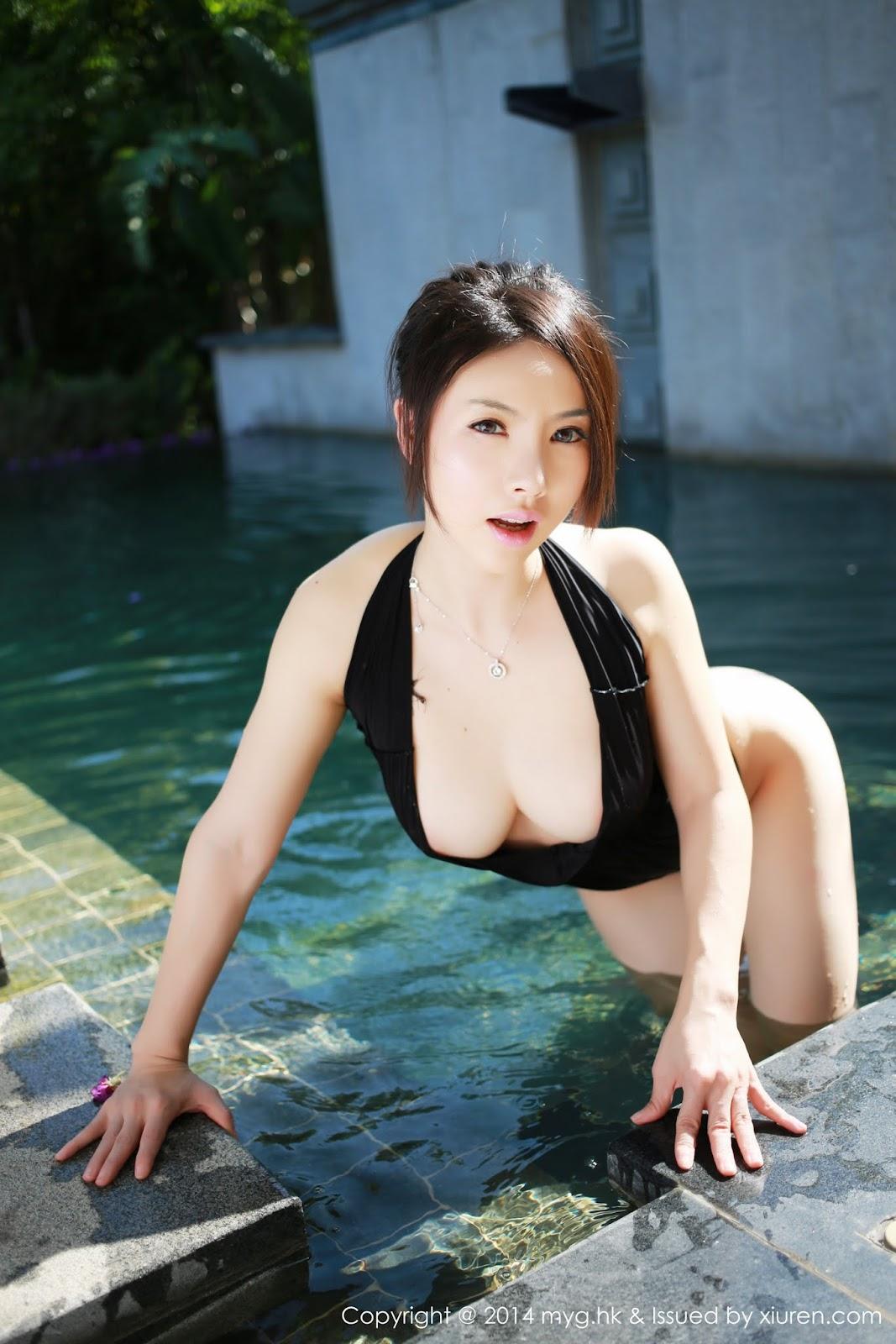 0081 - Hot Photo Model MYGIRL VOL.31