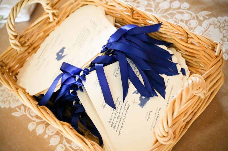 A Step By Step Guide To Making Your Own Wedding Program Fans