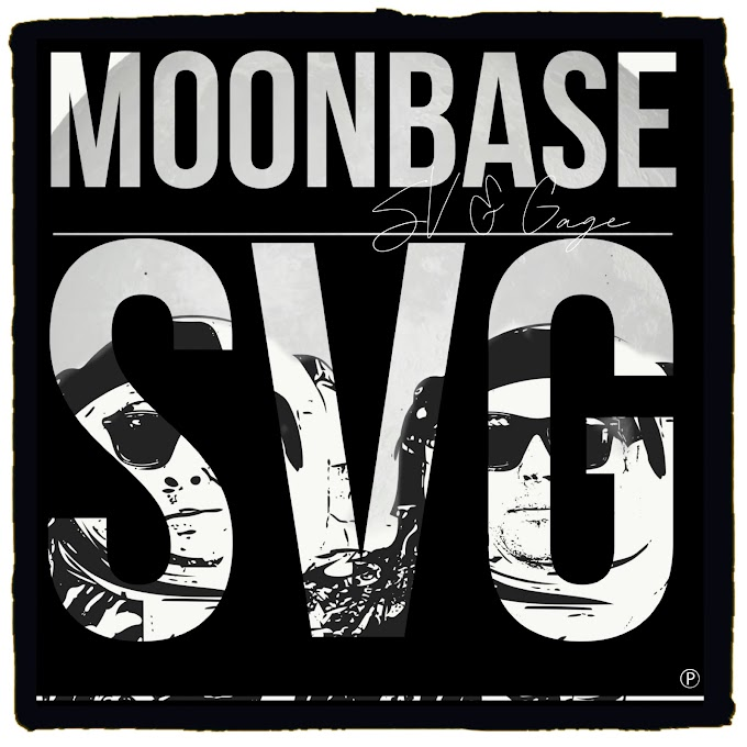 SV & Gage Drop Dope Hip Hop Album, 'Moonbase SVG'