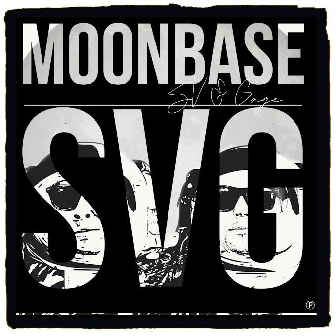 SV & Gage Drop Dope Hip Hop Album, 'Moonbase SVG'