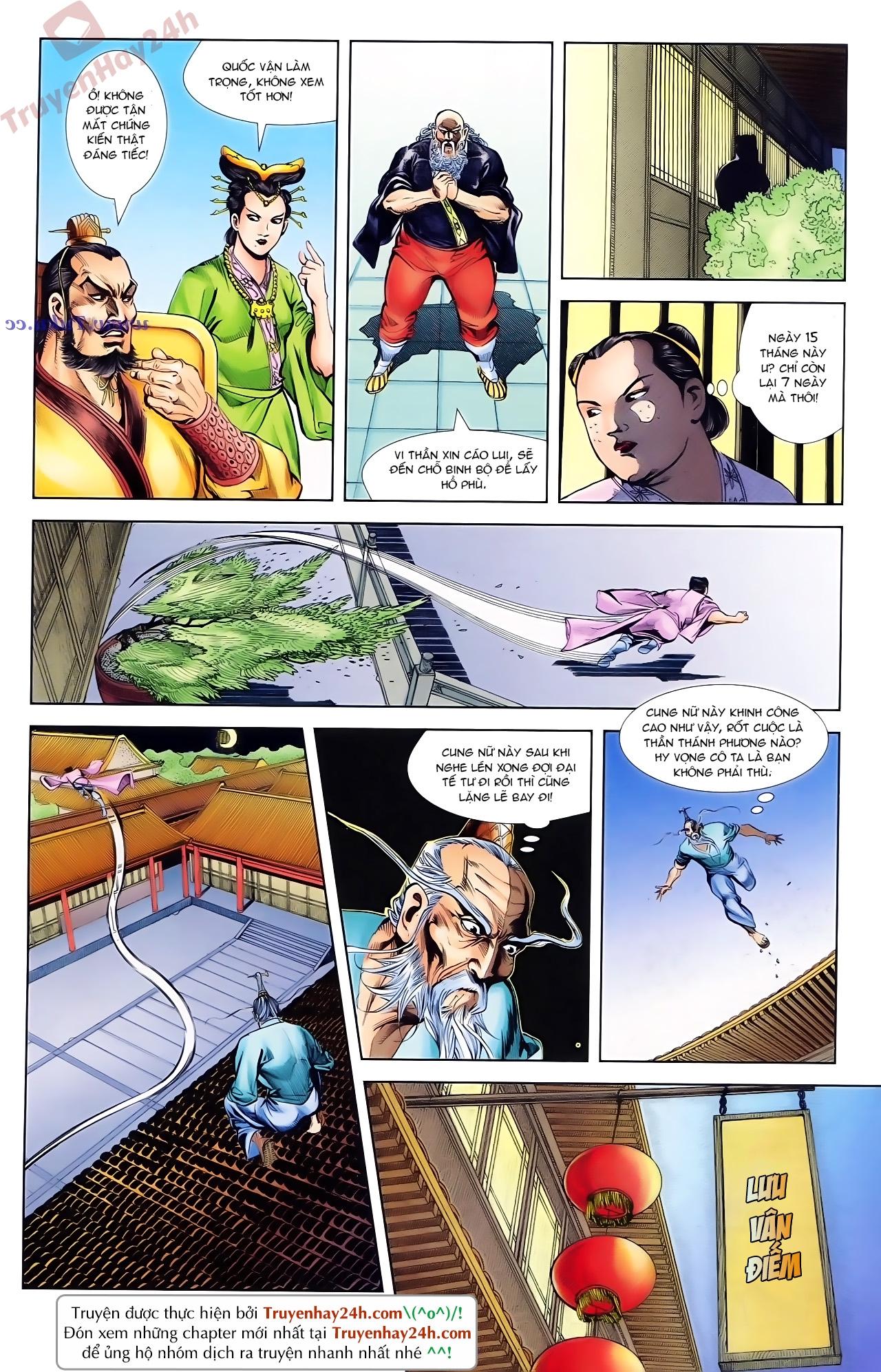 Cơ Phát Khai Chu Bản chapter 78 trang 26