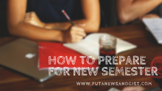 how to prepare for new semester