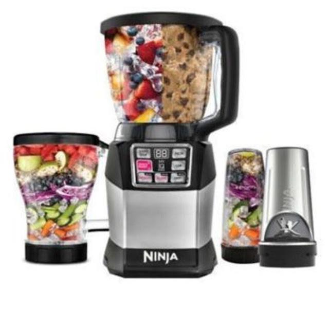 Top Ninja Mega Kitchen System 1500 Costco