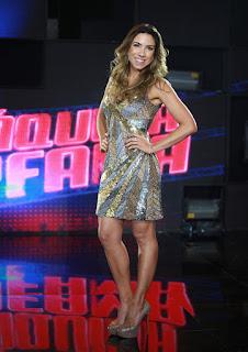 Patricia Abravanel vestido