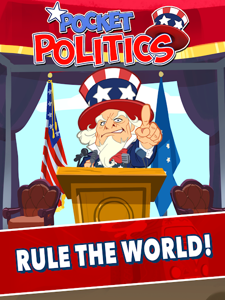 Pocket Politics Idle Money Hileli APK