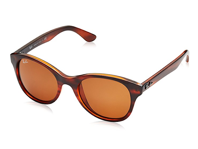 Amazon: Ray-Bans 0RB4203 Round Sunglasses only $66 (reg $140)!