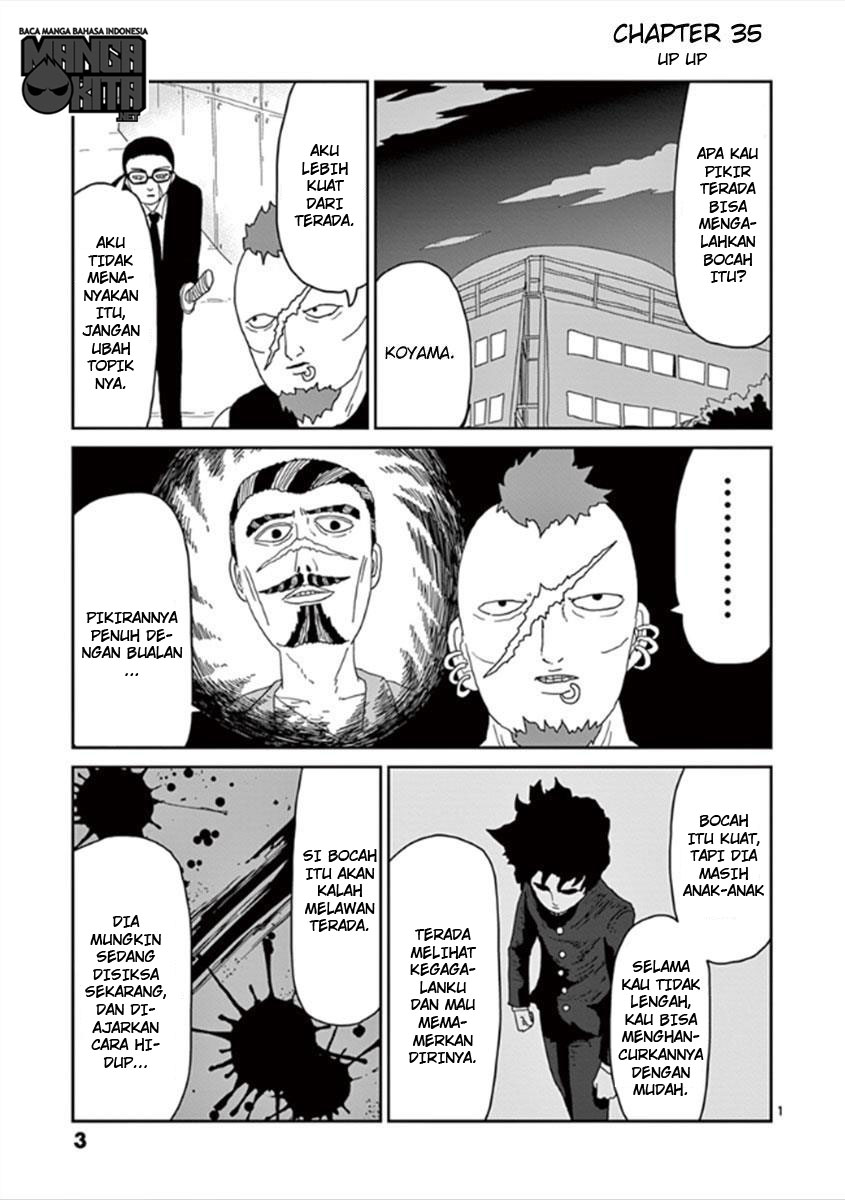 Mob Psycho 100 Chapter 35-5