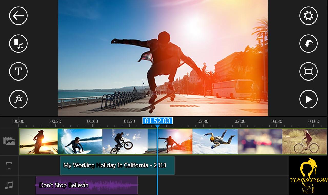 أفضل  تطبيقات لتعديل وتحرير الفيديوهات للجوال