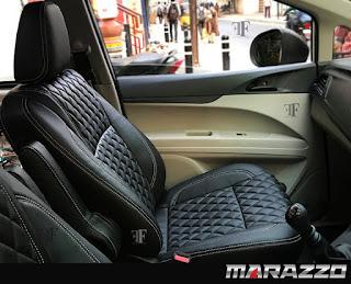 Marazzo Accessories | Marazzo Seat Covers | Marazzo Music System | Car Accessories Chennai
